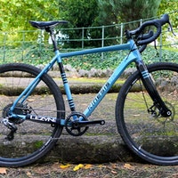 Feature image Kinesis Tripster AT adventure/gravel bike