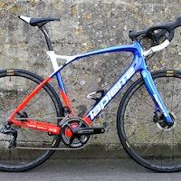 Lapierre Pulsium 900 FDJ Disc Ultimate endurance road bike (Pic: Ashley Quinlan/Factory Media)
