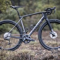 Canyon Grail CF SLX gravel bike