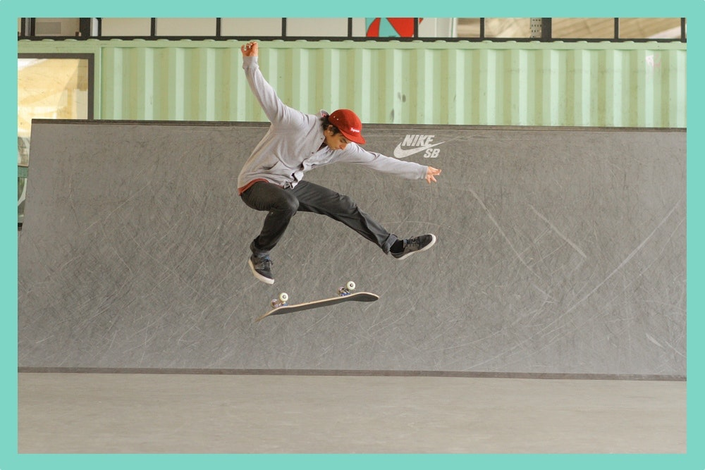 How To Do A Kickflip On A Skateboard For Beginners