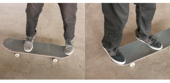 Skateboard Basics Stances Pushing Stopping And T