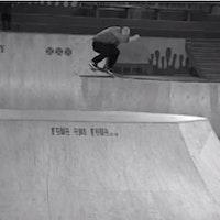 Dean Greensmith backside 360