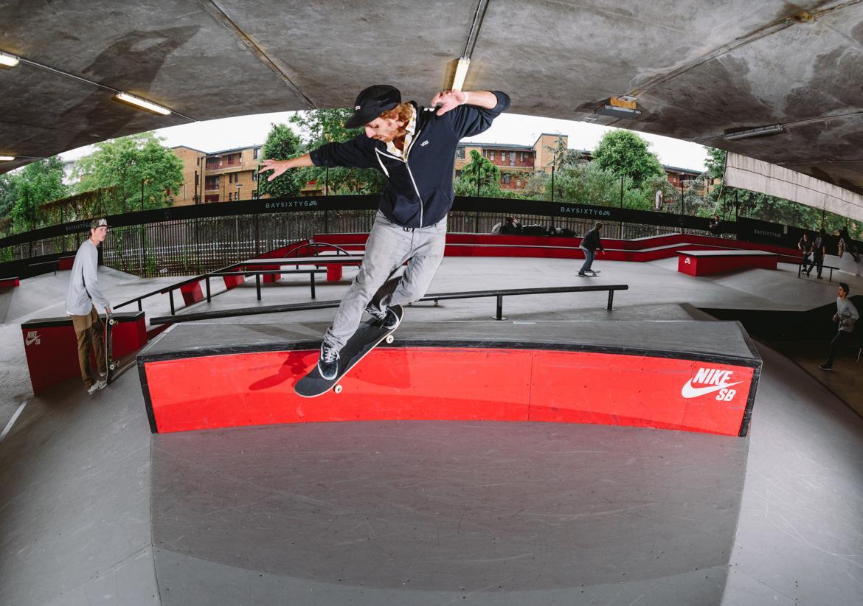 Chris Oliver - back smith