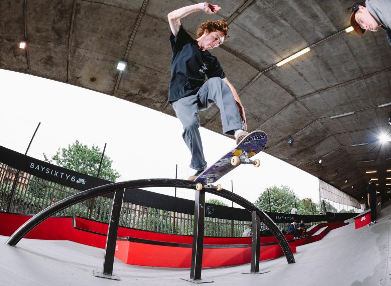 Kris Vile - back tail