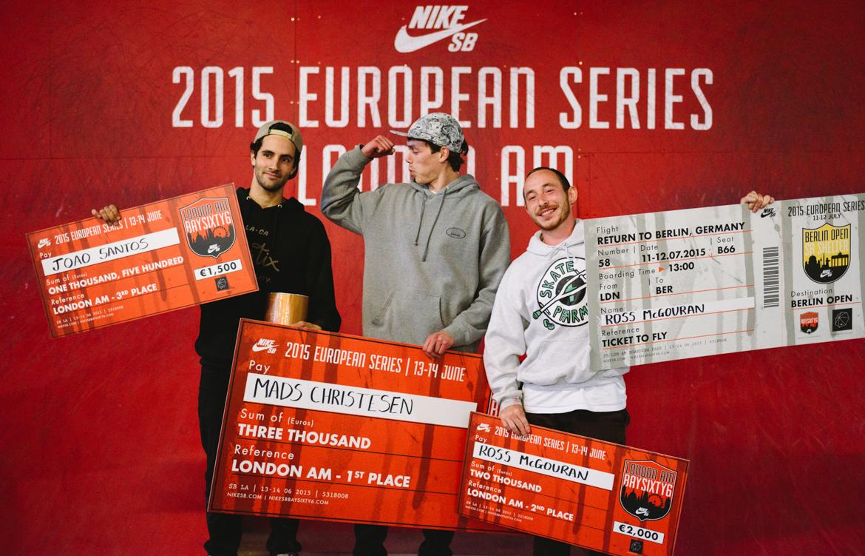 Nike SB London Am top 3