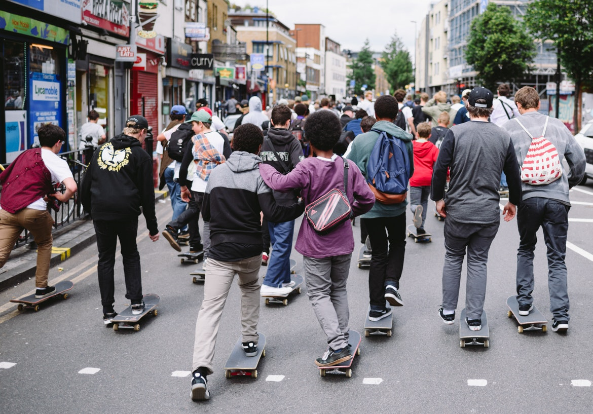 Slam City Skates Go Skateboarding Day