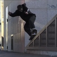 John Rattray backside 5-0