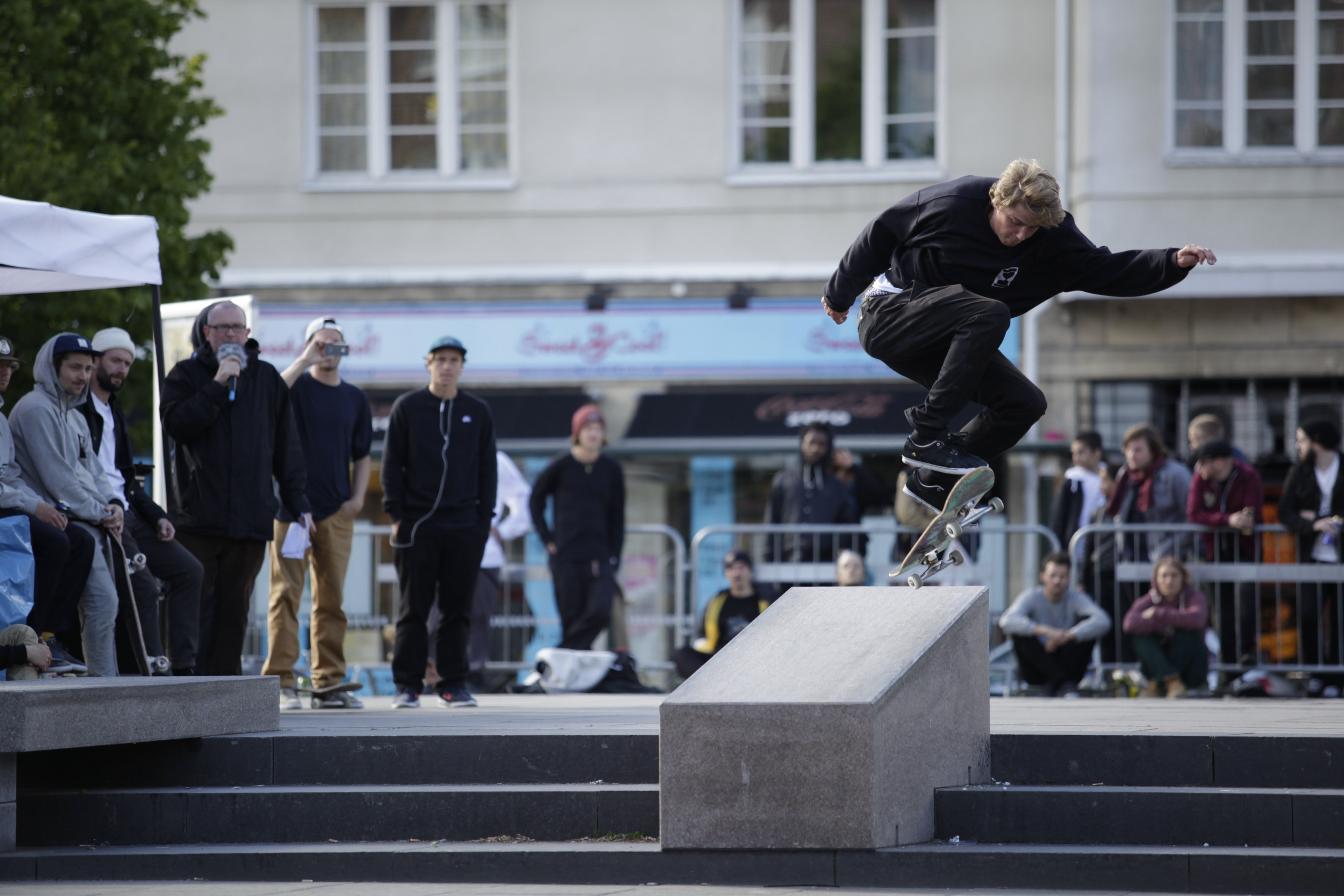 Nisse Ingemarsson – Hardflip 5-0