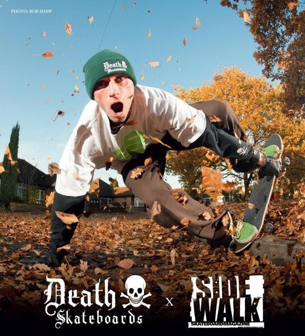Dan Cates Death X Sidewalk