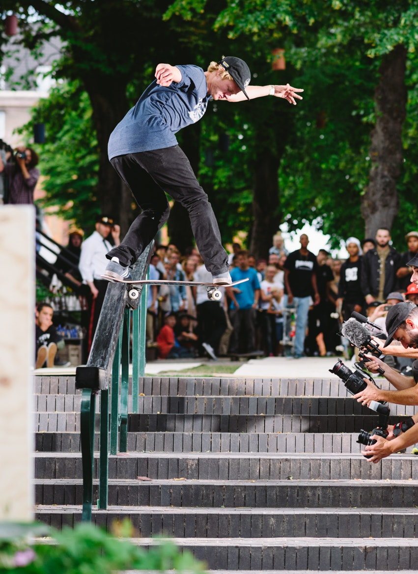 Alec Majerus - back tail