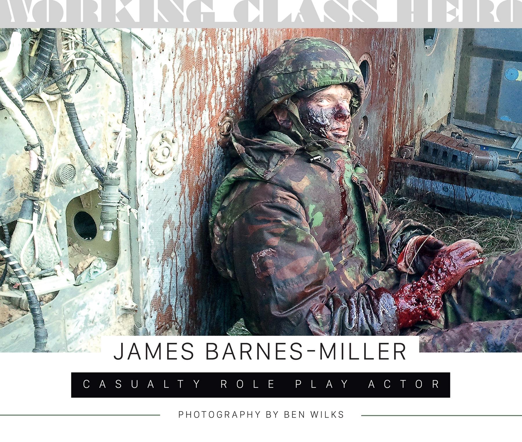 Working Class Hero – James Barnes-Miller