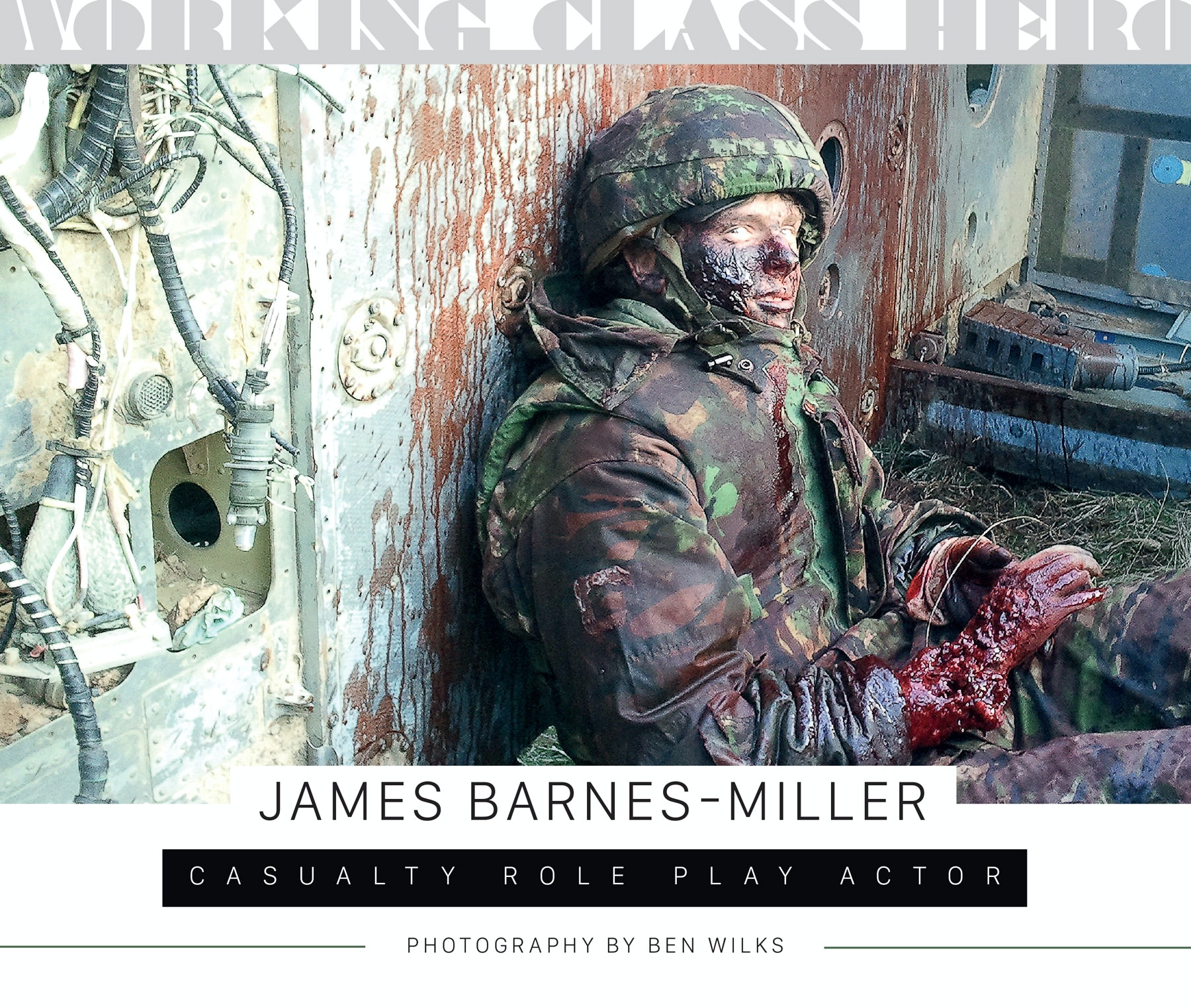 Working Class Hero – James Barnes-Miller
