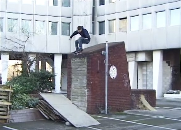 Joe Habgood - ollie