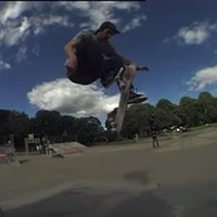 Tom Brown - 360 flip