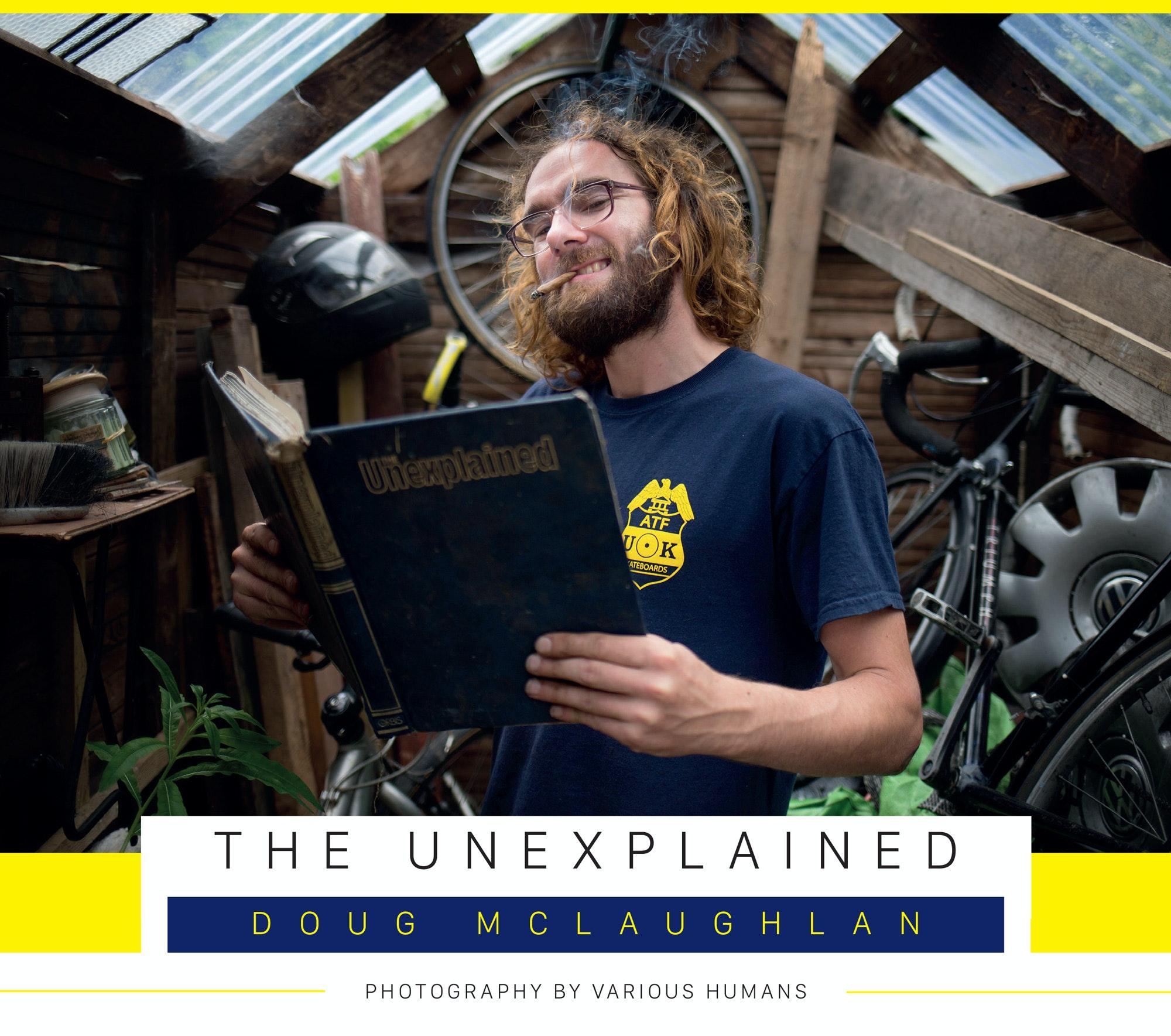 The Unexplained Doug McLaughlan