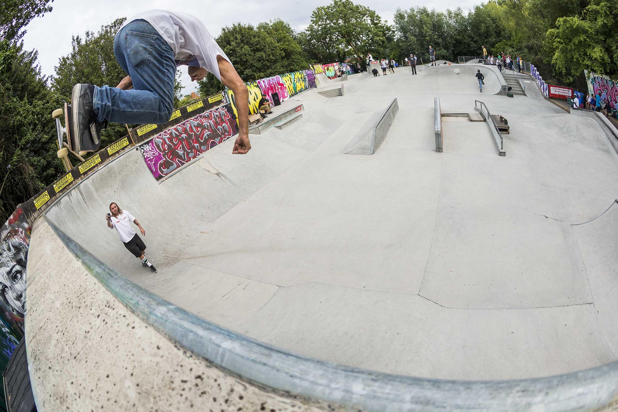 Greg Nowik - backside air