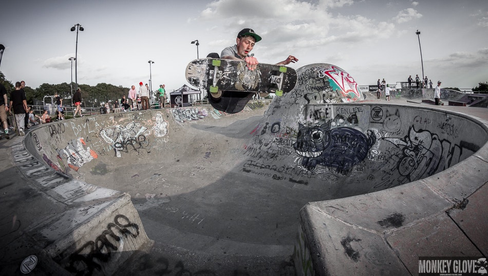 Mike McGuinness - frontside air