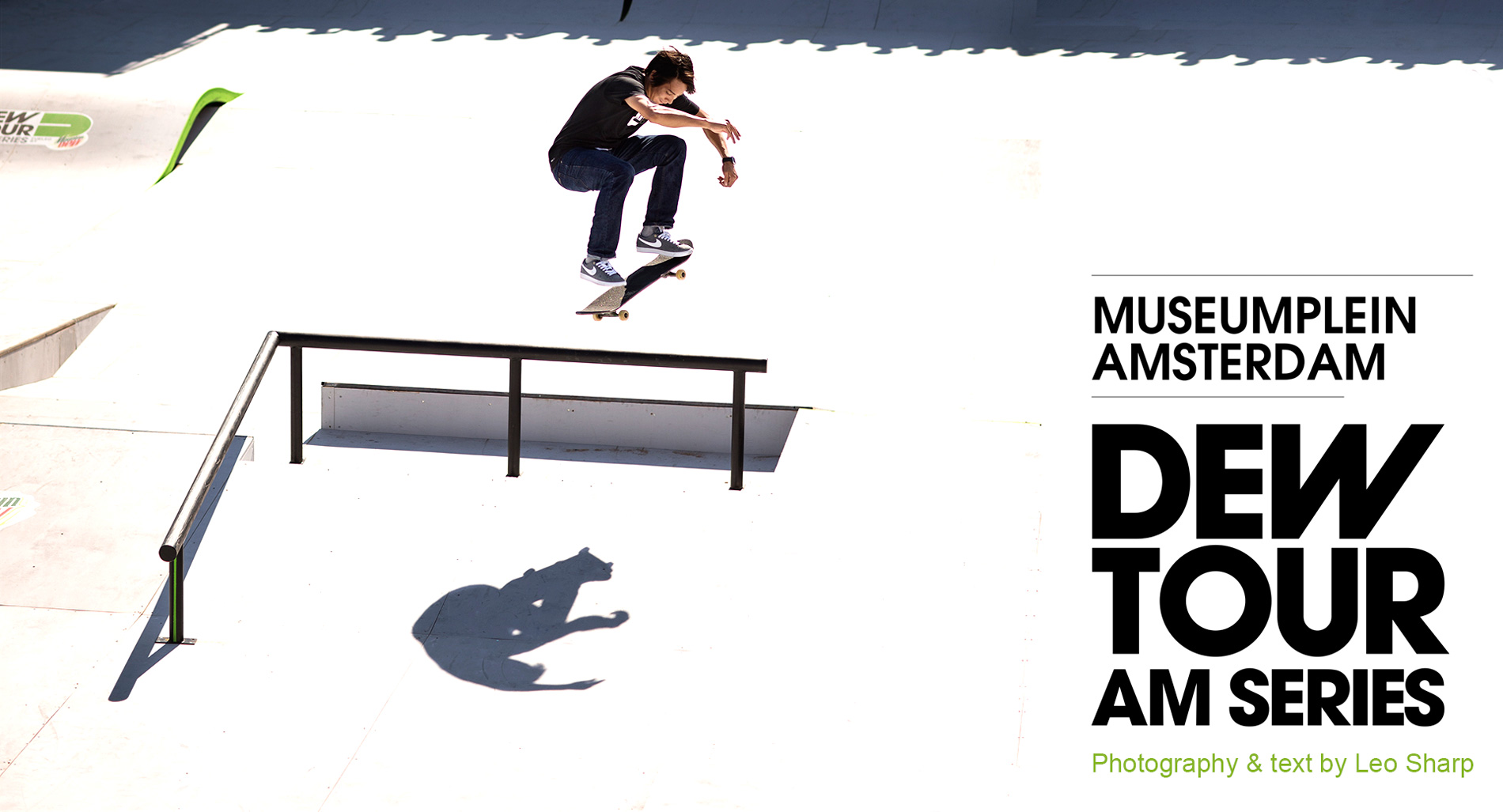 Dew Tour – Am Series Amsterdam 2015