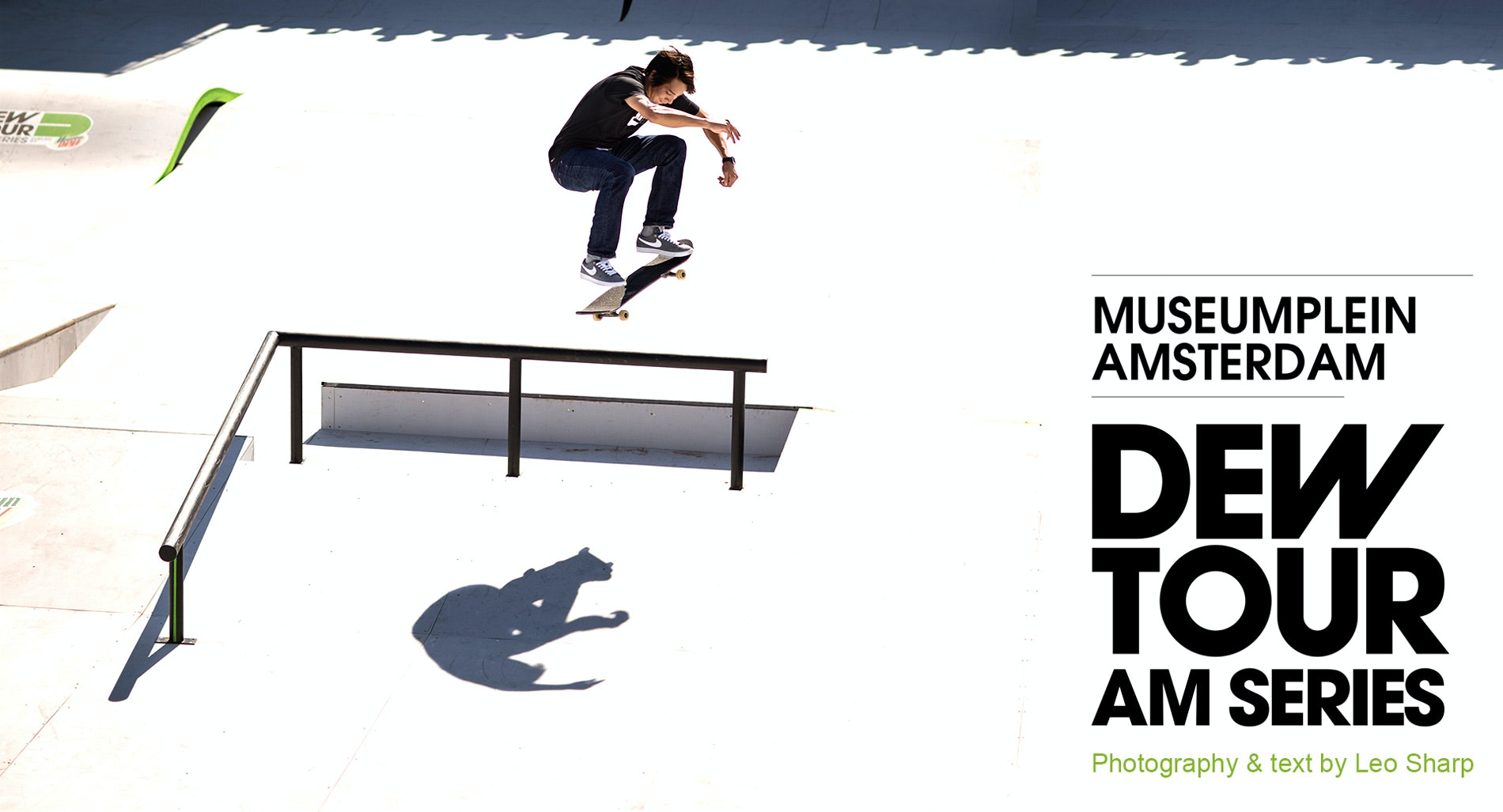 Dew Tour – Am Series Amsterdam 2015