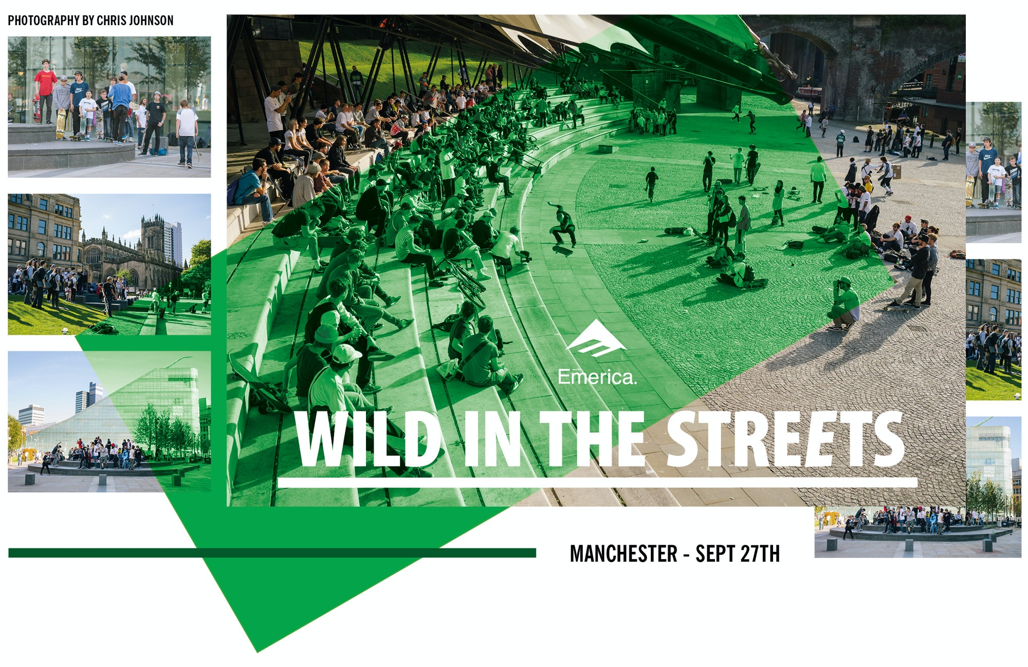 Wild In The Streets – Manchester 2015