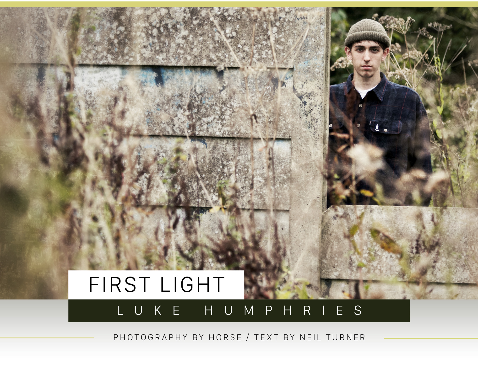 Luke Humphries – First Light