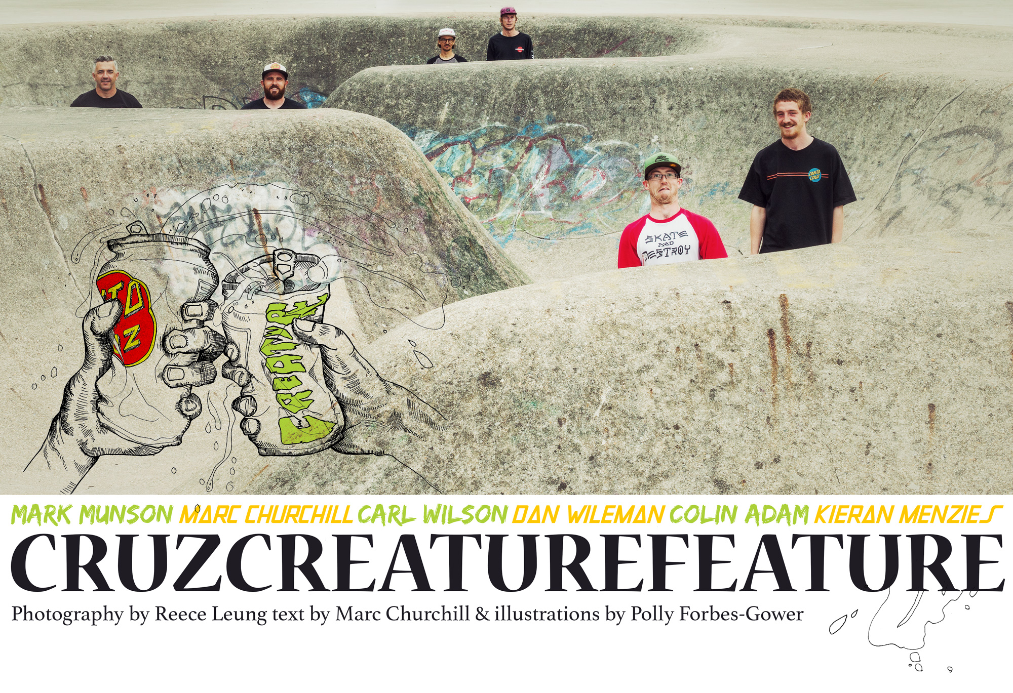 'Cruz 'n Creature feature