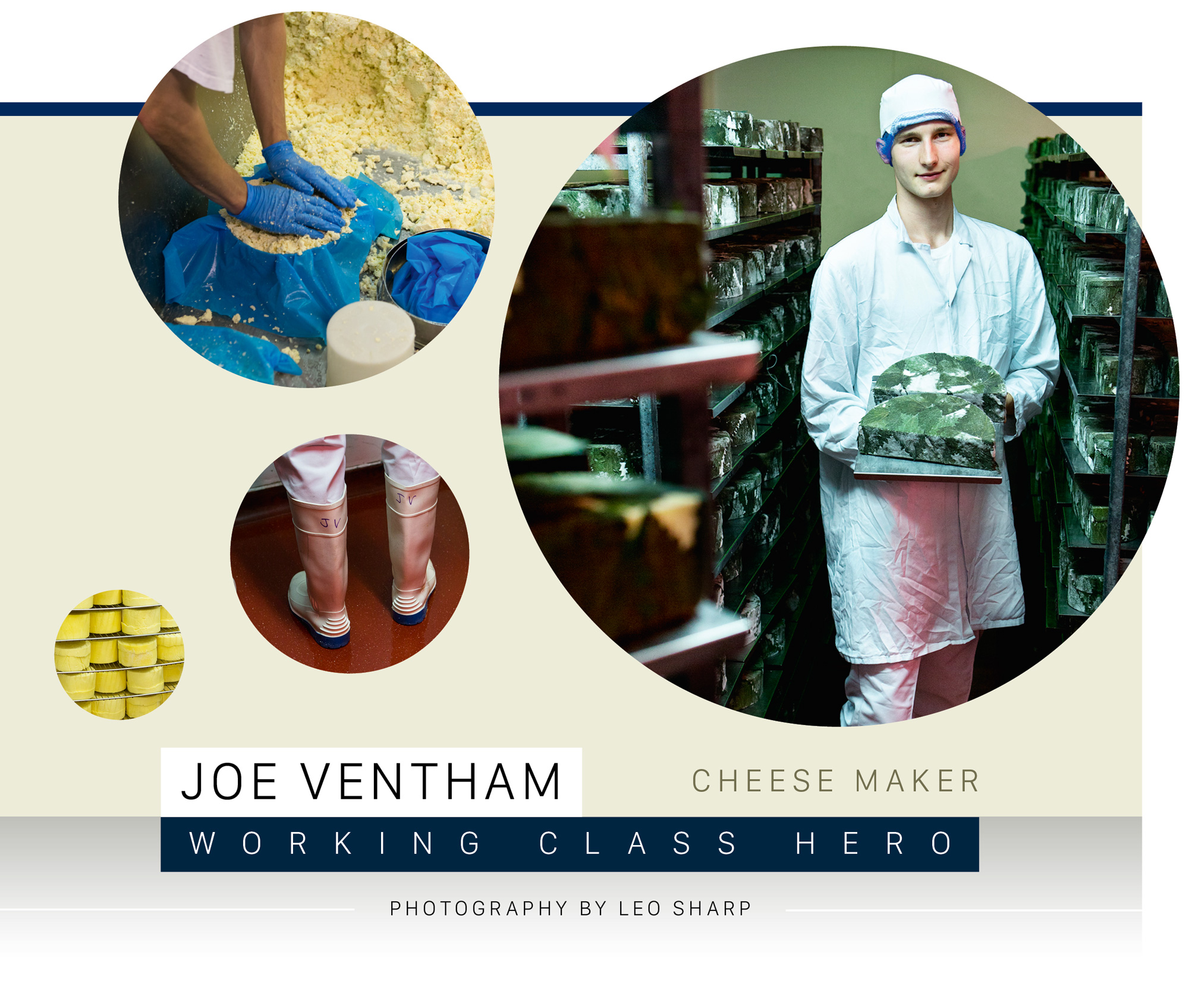 Joe Ventham – WCH
