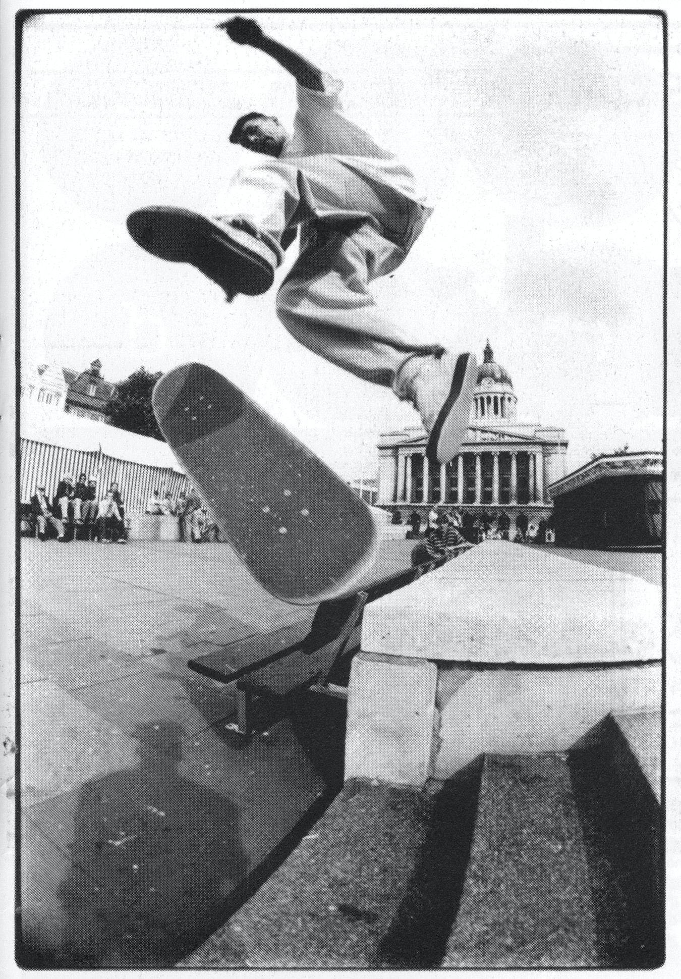 Craig Smedley - 360 flip