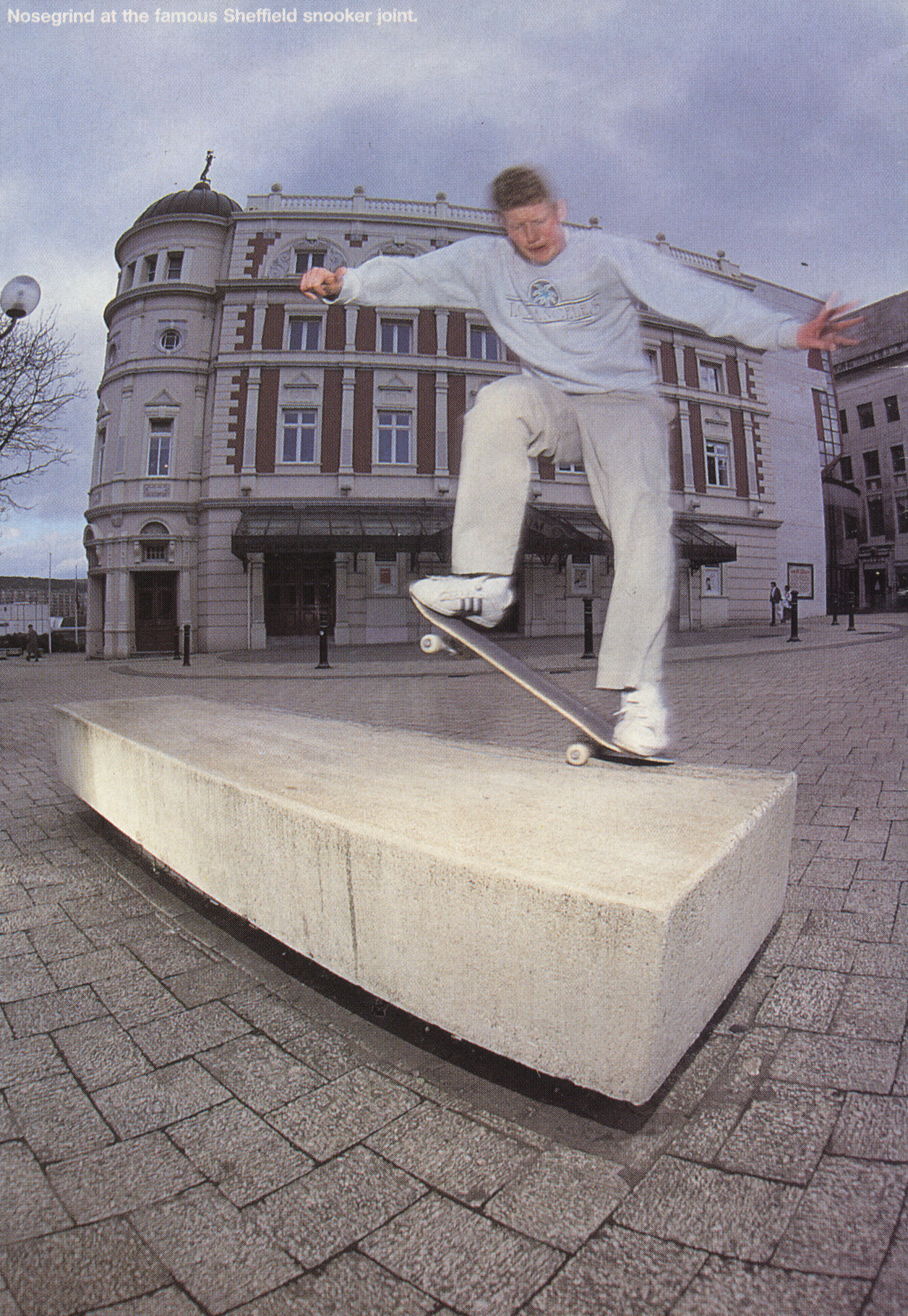 Neil Chester - nosegrind
