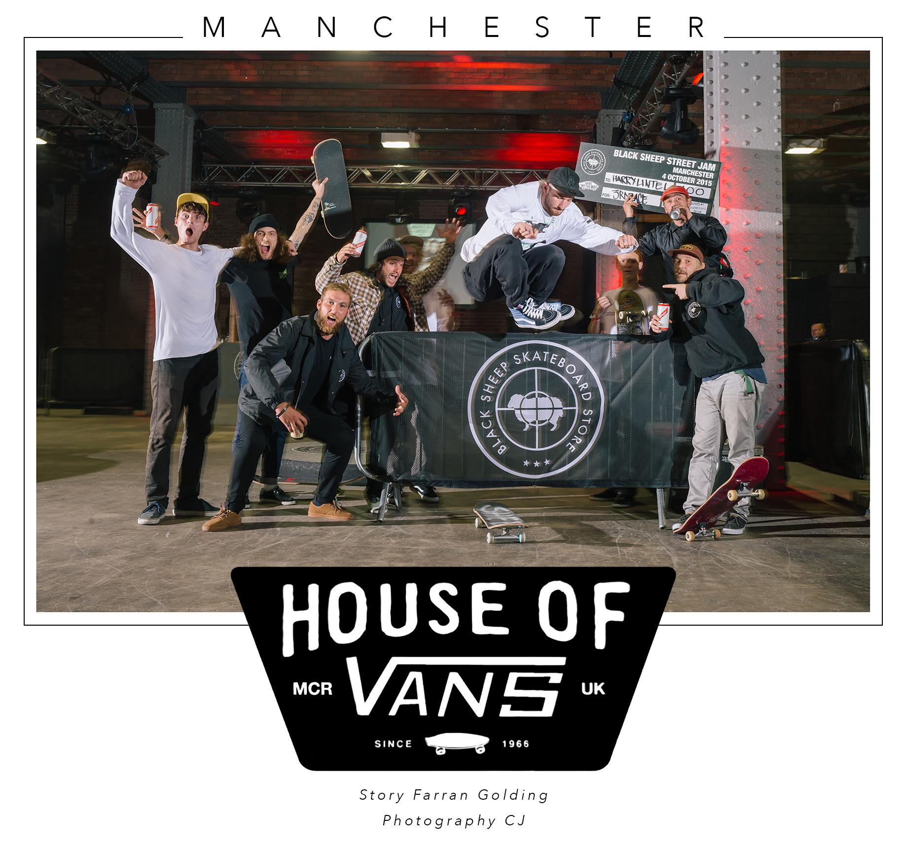 House Of Vans – Manchester