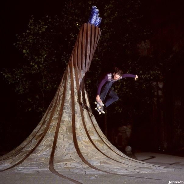 Doug Mclaughlan - backside air