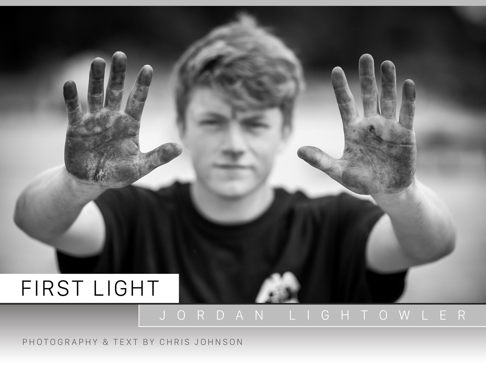 Jordan Lightowler – First Light