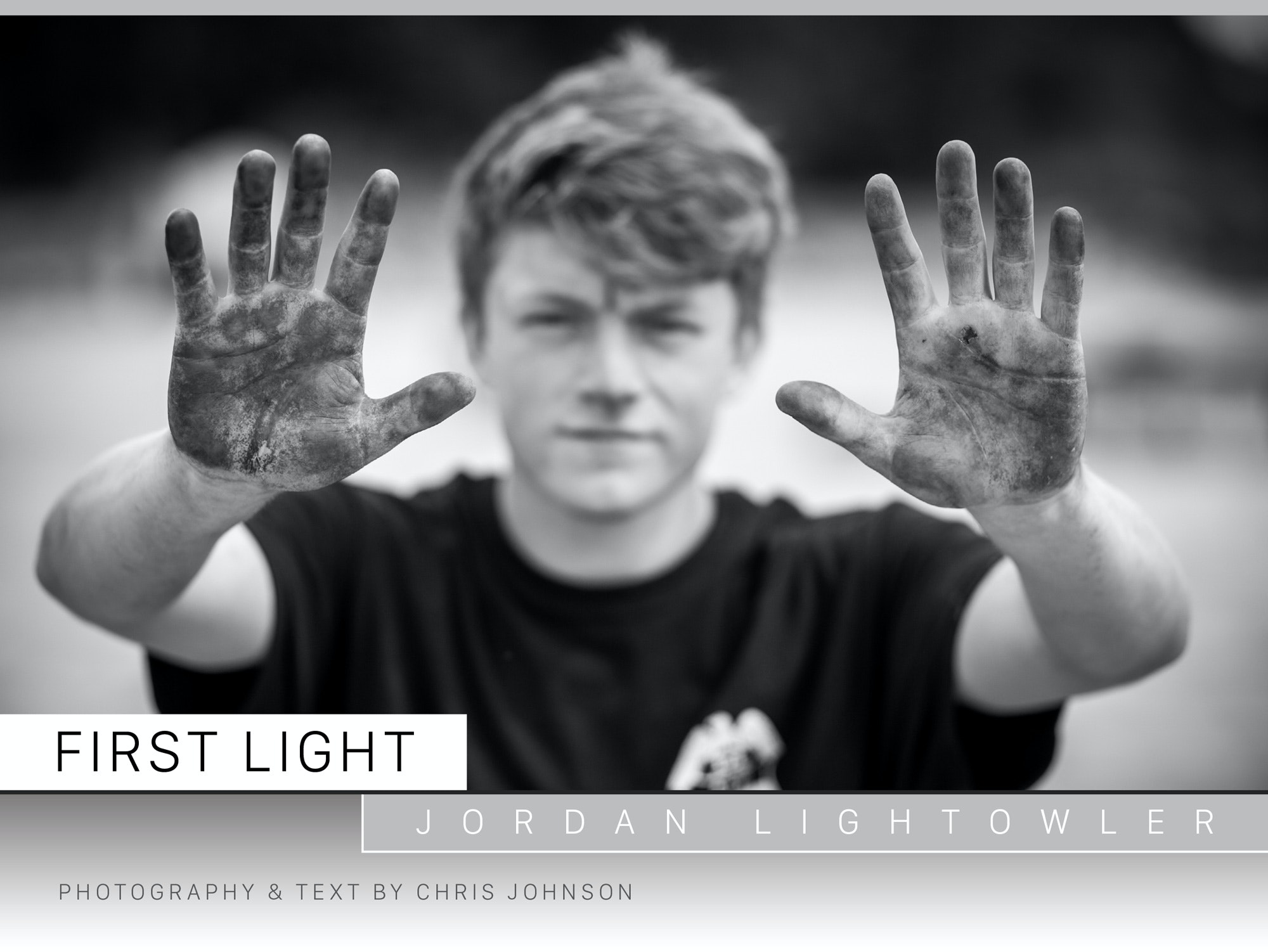 Jordan Lightowler – First Light