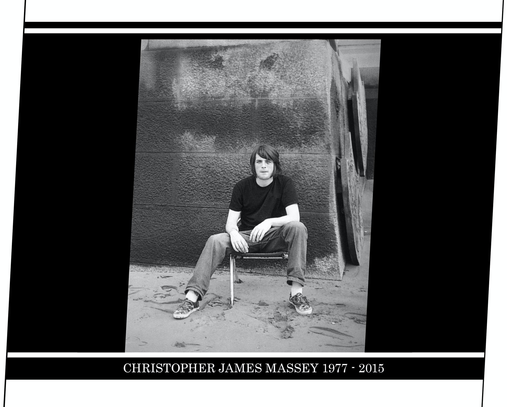 Christopher James Massey