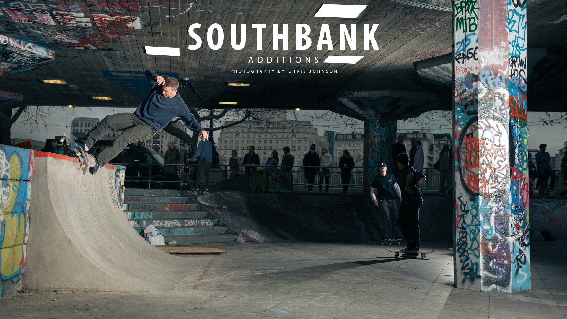Southbank – New Features Jam