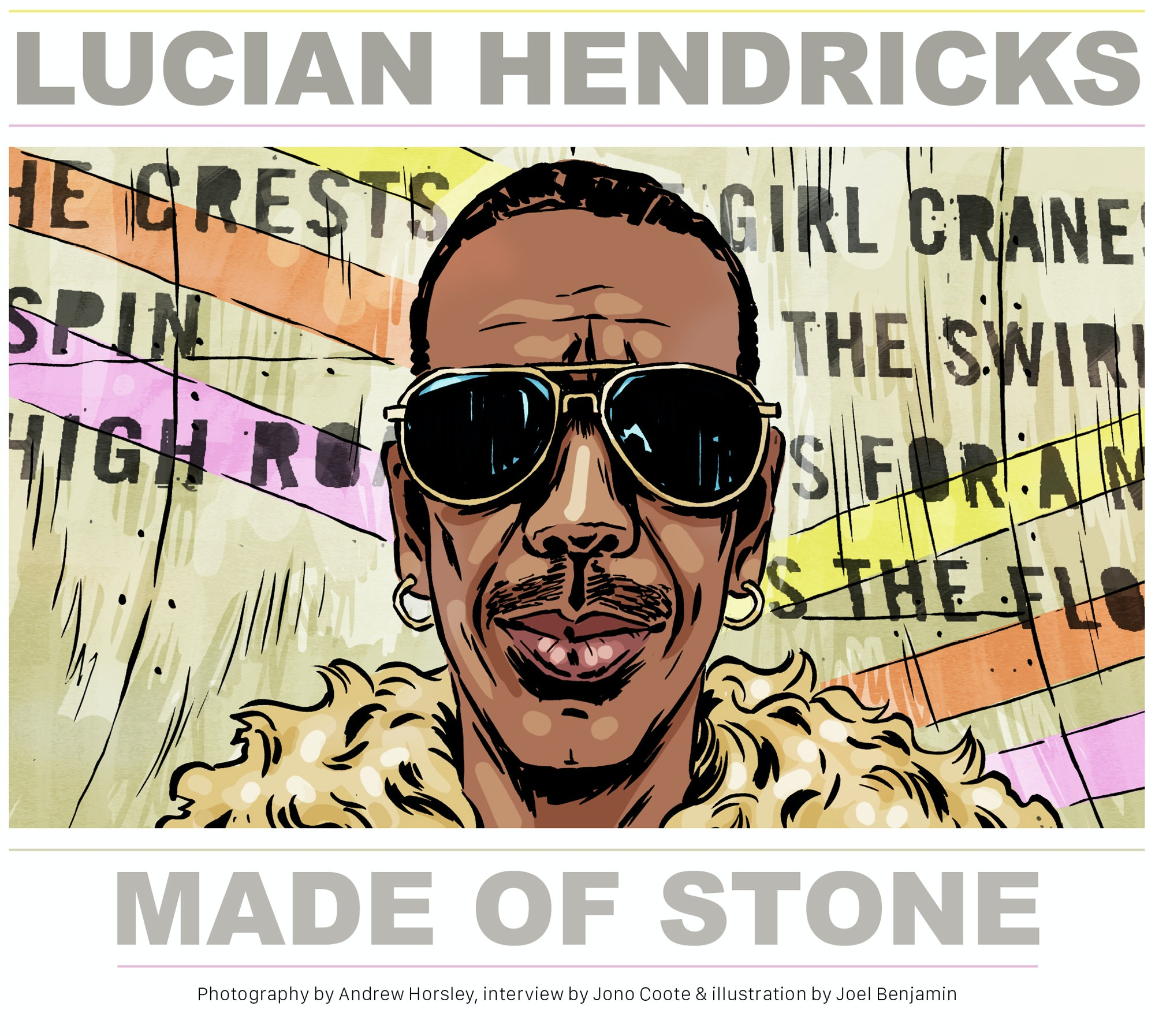 Lucian Hendricks – Made Of Stone