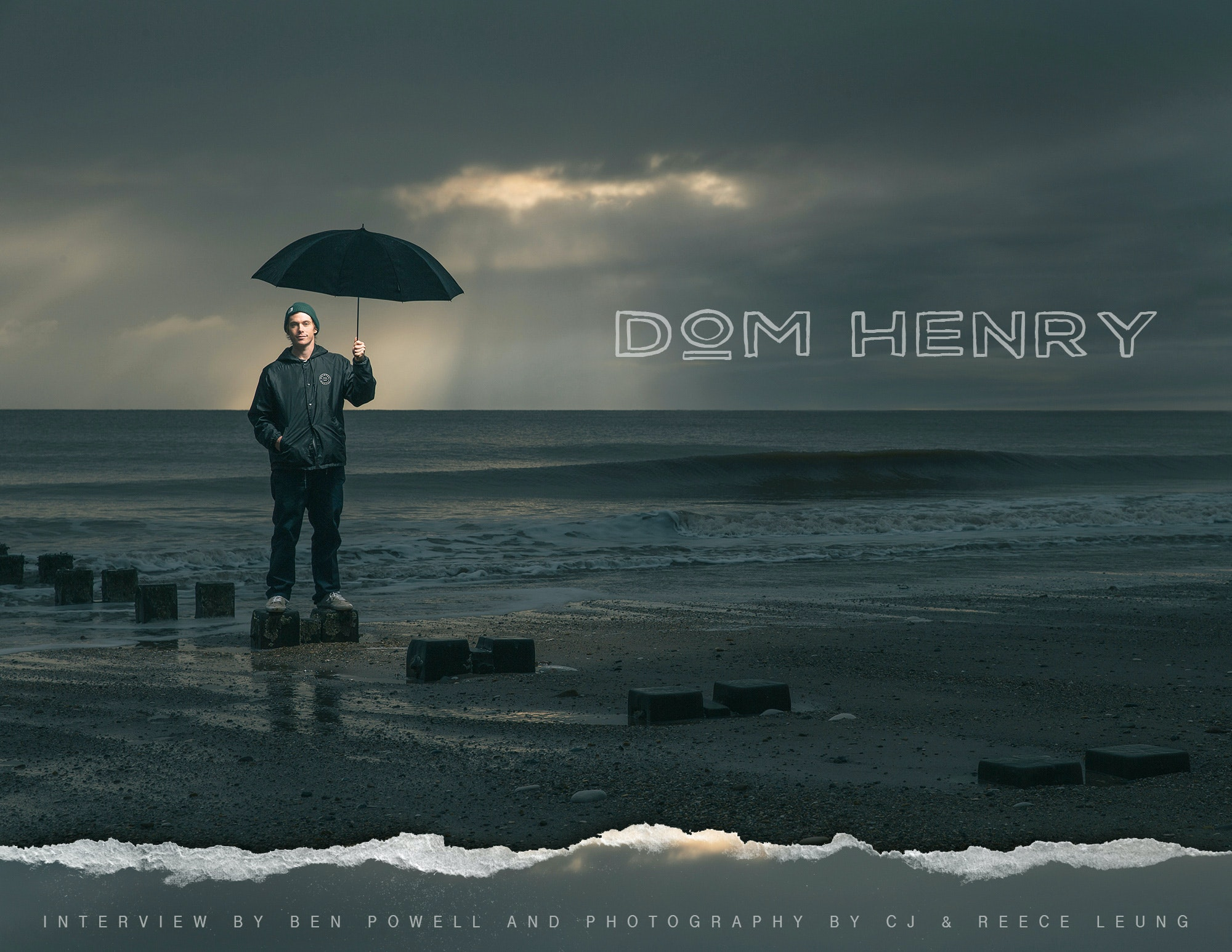 Dom Henry – Interview