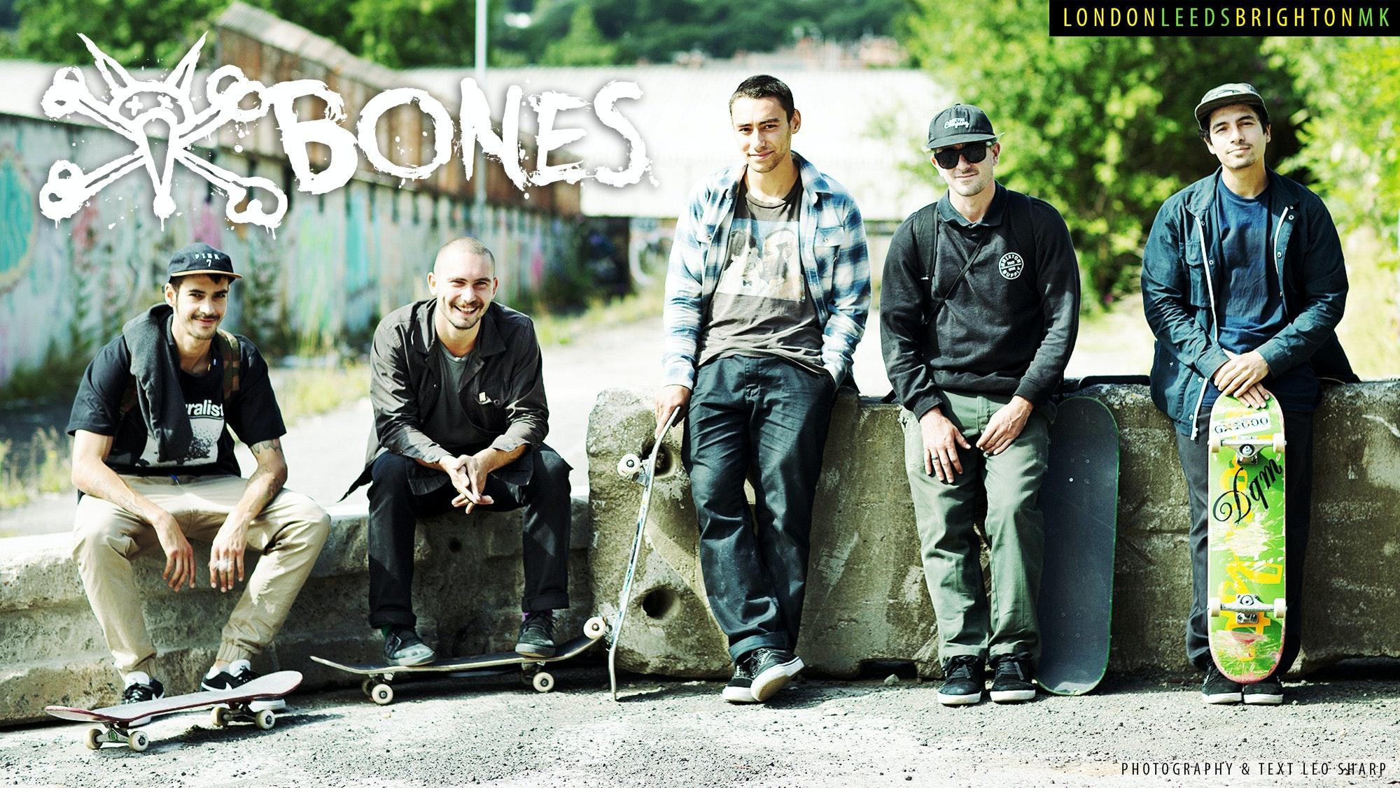 Bones UK tour