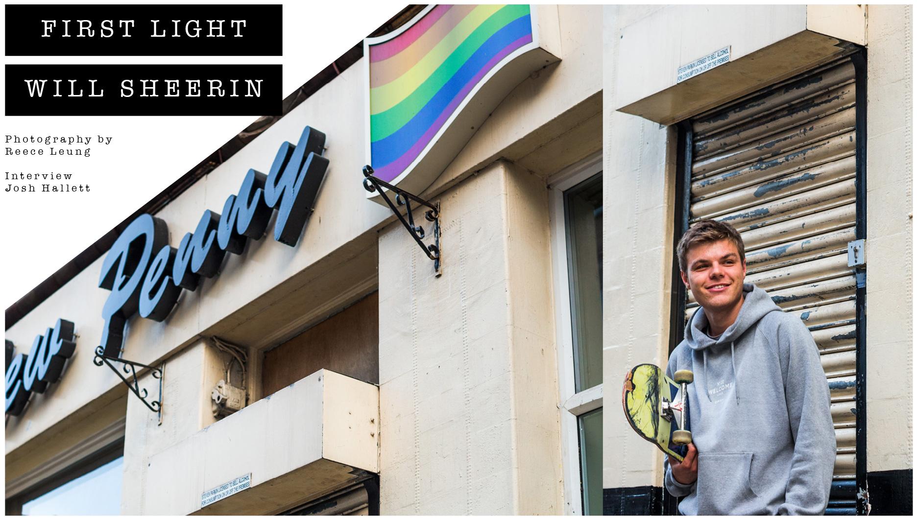 Will Sheerin – First Light