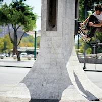 Cliche Skateboards Transworld