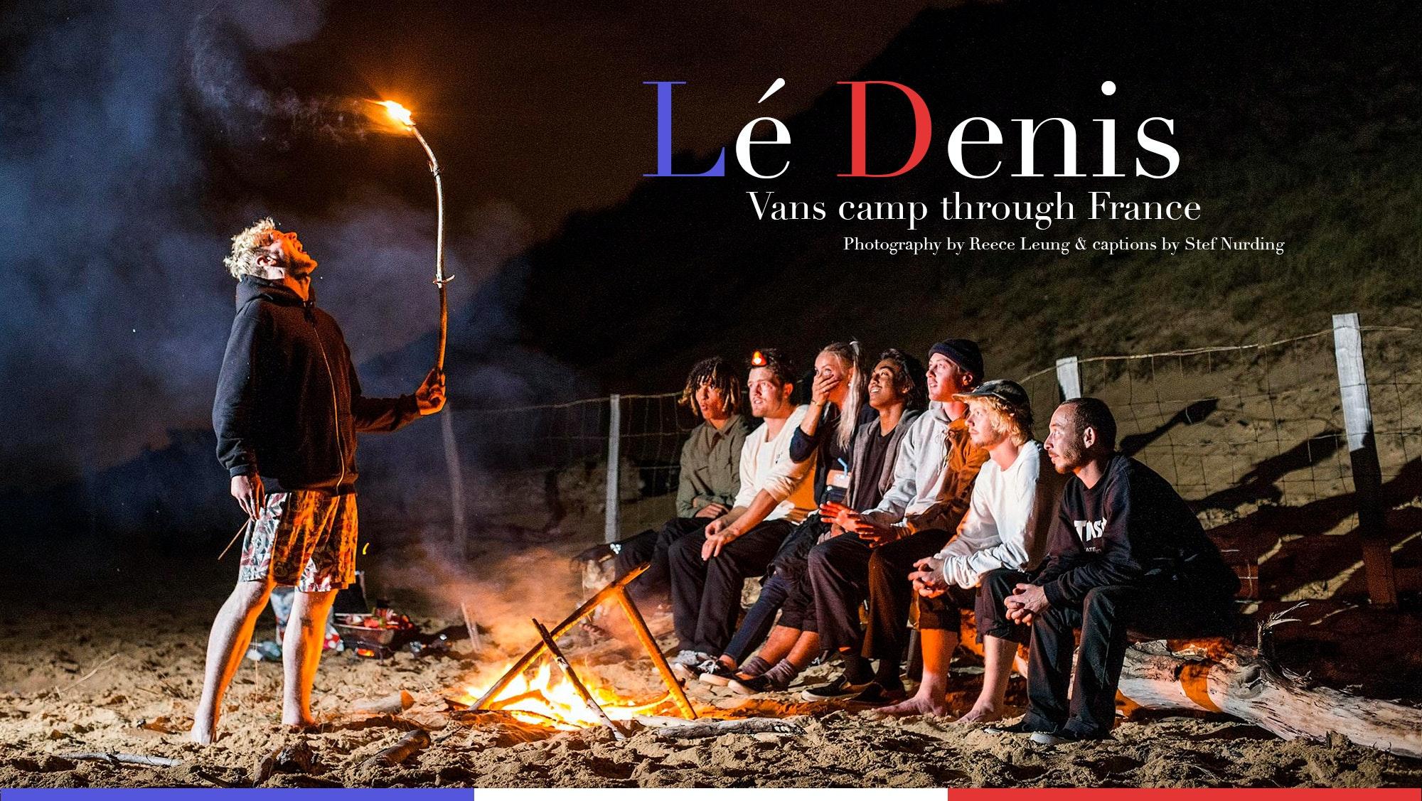 Vans – Le Denis