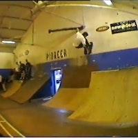 Pioneer Skate Comp 1996 Raw