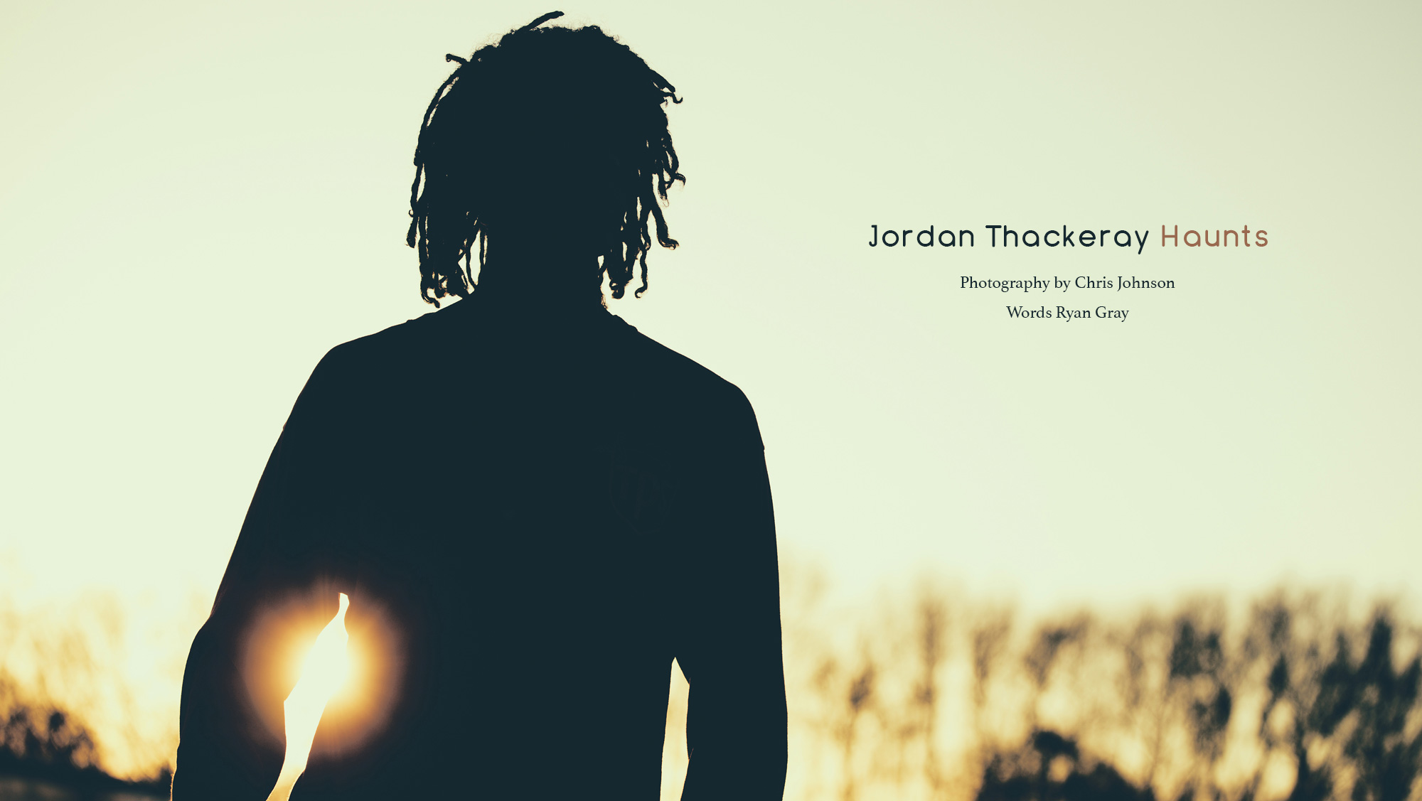 Jordan Thackeray – Haunts