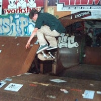 Radlands British Skate Champs 1995