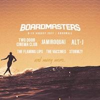 Boardmasters 2017