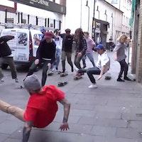 Cardiff Skateboard Club GSD Reup