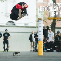 Beyond Skateboarding Birmingham