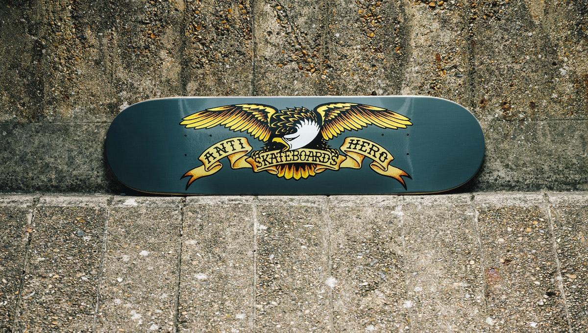 Anti Hero Skateboard Decks Anti Hero Classic