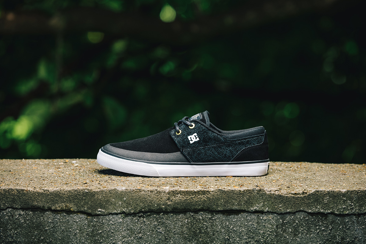DC - Skateboard Shoe Review - Wes