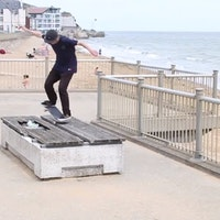 James Bush Skate Pharmacy Thanet